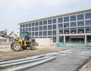 项目建设提速增效