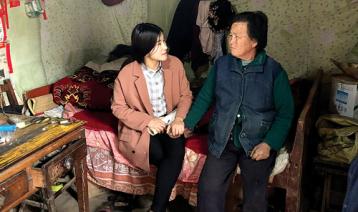 """大学生村官韩梦娇:村民的""""贴心小棉袄"""""""