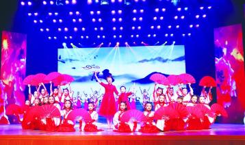 2018年企地百姓春节联欢晚会精彩上演